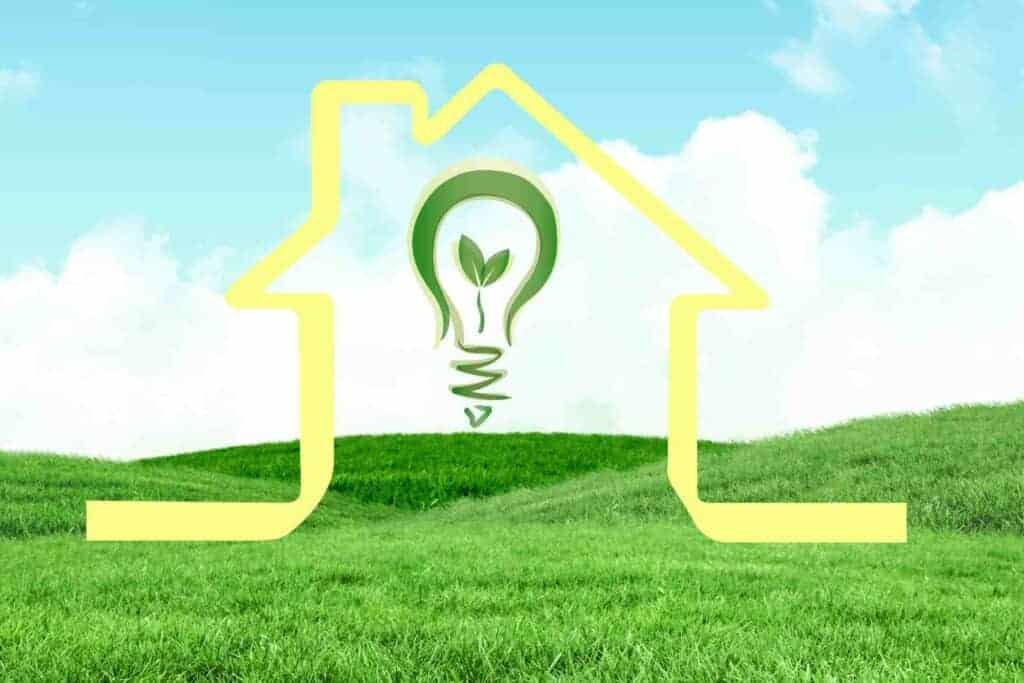 ενέργεια σε σπίτι
