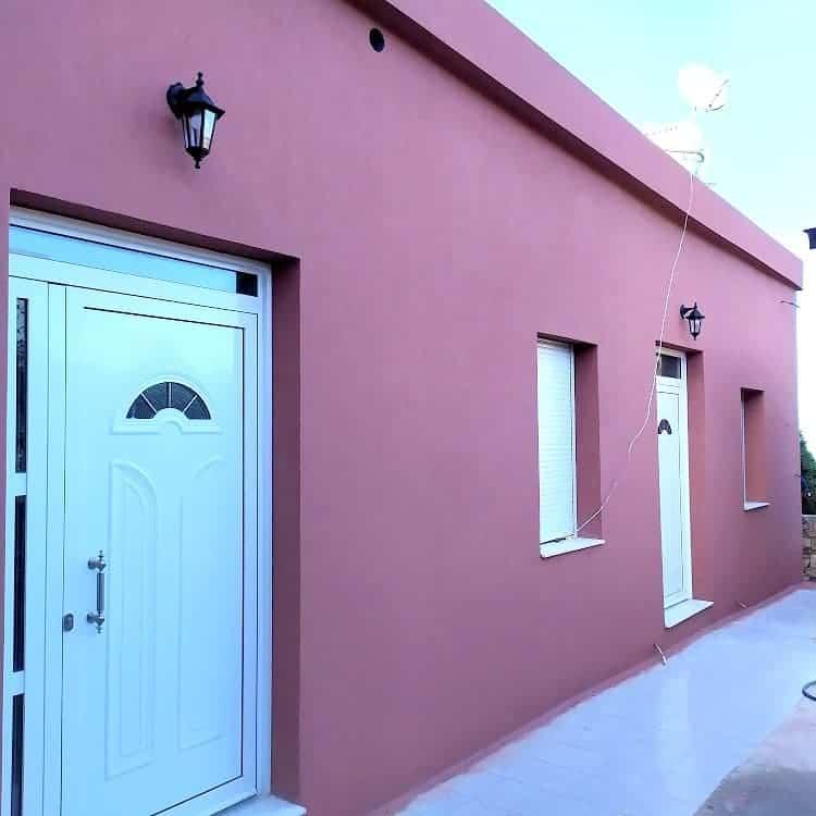 Ενεργειακή αναβάθμιση κατοικίας Δαφνές Ηρακλείου